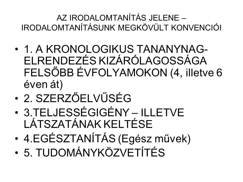 """Néhány """"minikontextus I.Konvenciótörténeteket (pl."""
