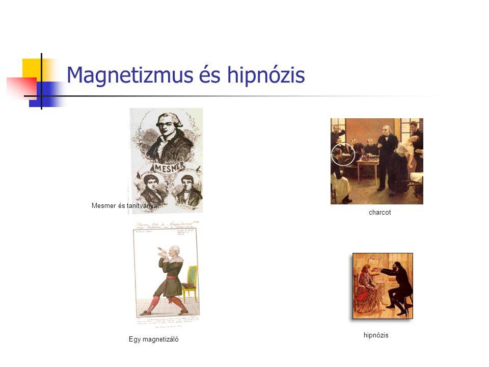 Magnetizmus és hipnózis charcot hipnózis Mesmer és tanítványai Egy magnetizáló