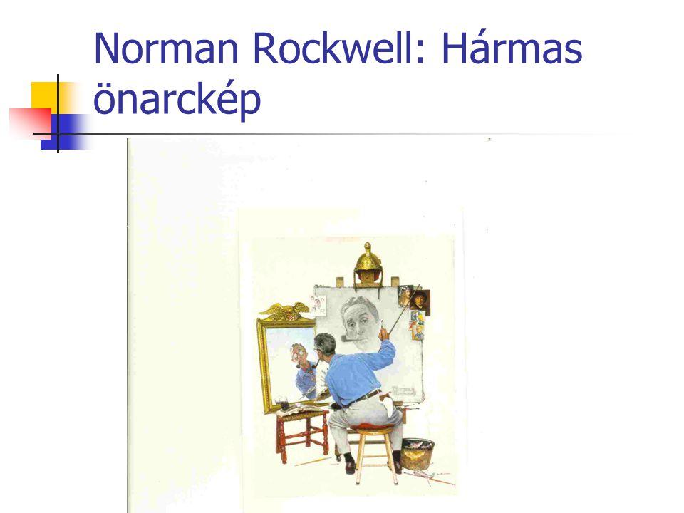 Norman Rockwell: Hármas önarckép