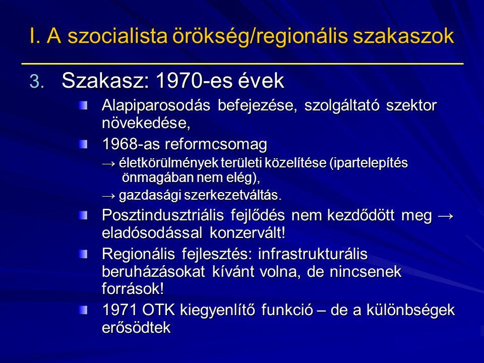 I.A szocialista örökség/regionális szakaszok 4.