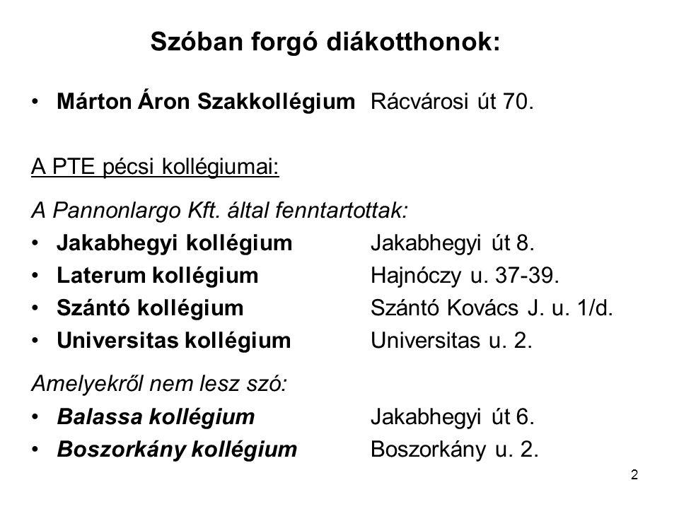3 Használt források: gondolatébresztő: UNIV Pécs a Pannonlargo Kft.