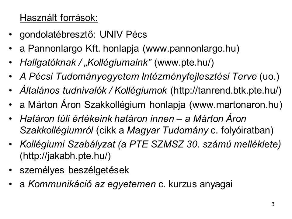4 Pannonlargo Szervező, Szolgáltató és Tanácsadó Kft.
