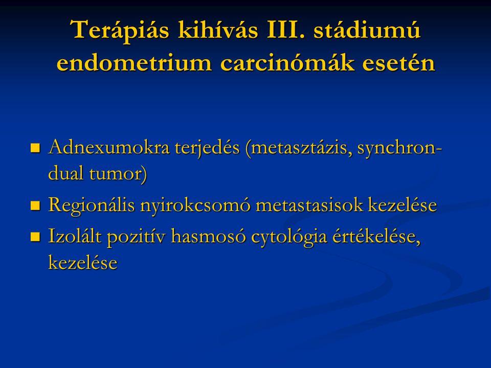 Terápiás kihívás III.