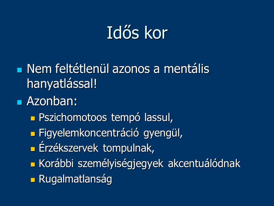 Demencia és kreativitás.