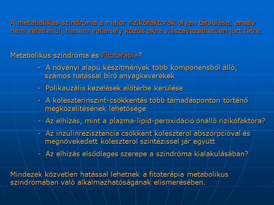 A Fucus vesiculosus hatásmechanizmusa Pajzsmirigy Fucus vesiculosus Koleszterol kiválasztás fokozása Szénhidrátok fokozott felhasználása Lipolitikus hatás