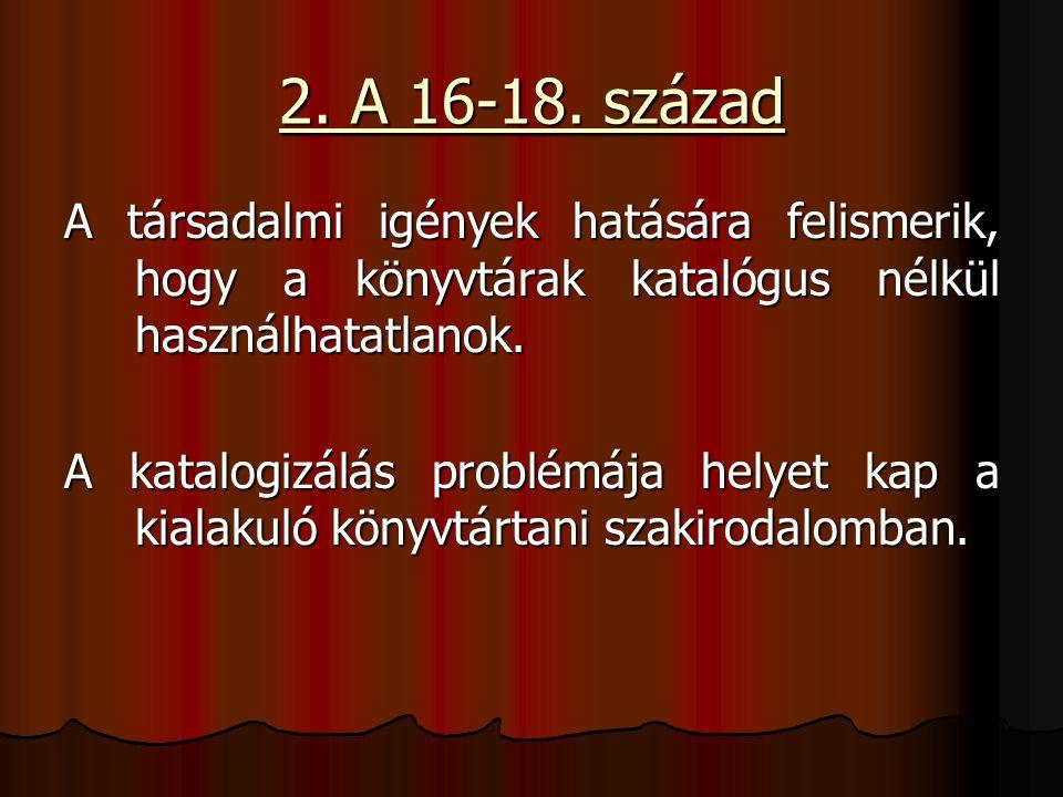 Reformáció A 16.