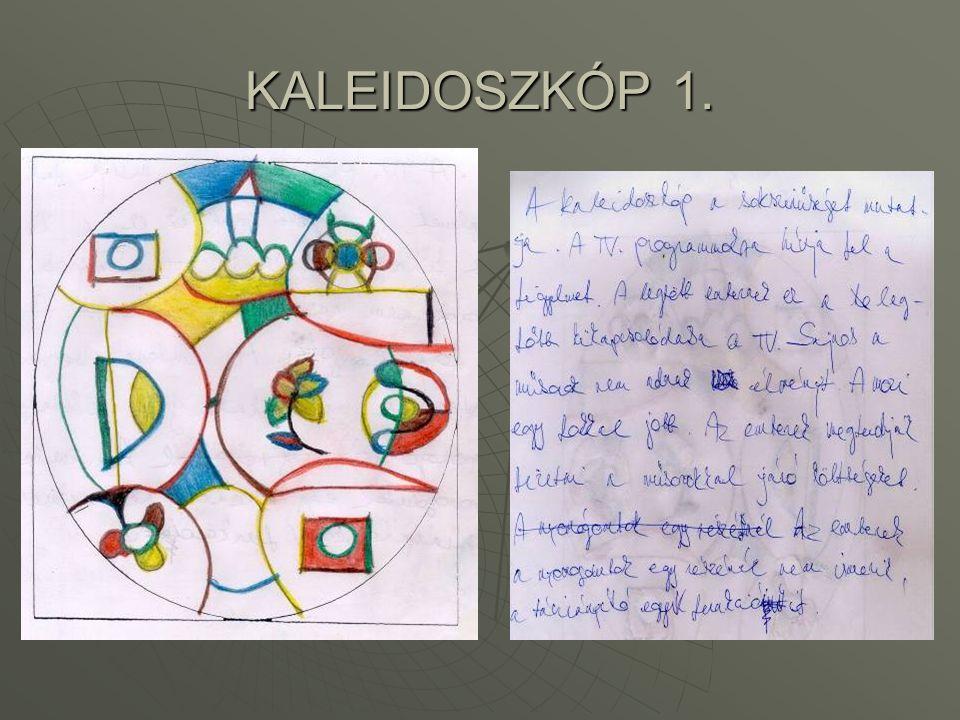 KALEIDOSZKÓP 1.