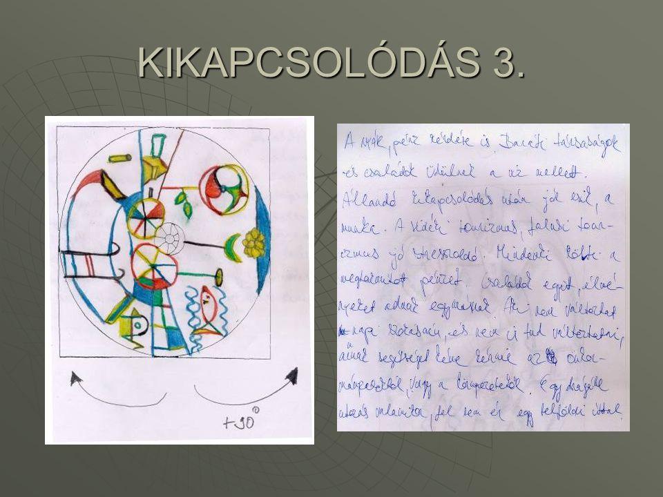KIKAPCSOLÓDÁS 3.