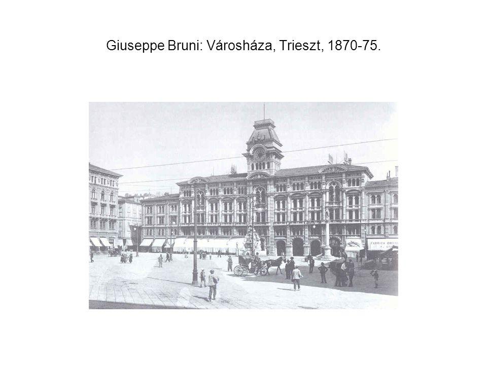 Josef Zítek és Josef Schulz: Rudolfinum, Prága, 1876-1884.
