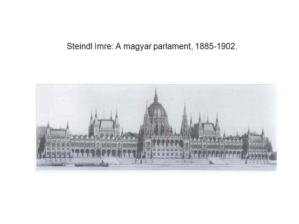 A budapesti parlament alaprajza