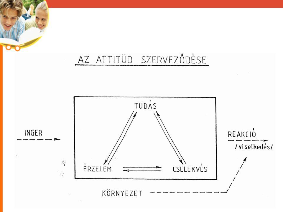 1.Érvényes, objektív ismeretek, nézetek, amelyek értékekhez kapcsolódnak TUDÁS 2.