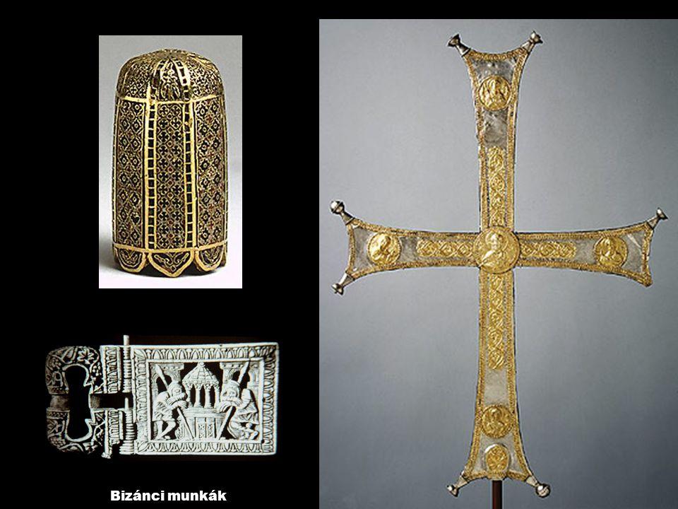 Bizánci munkák