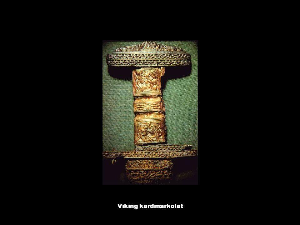 Viking kardmarkolat