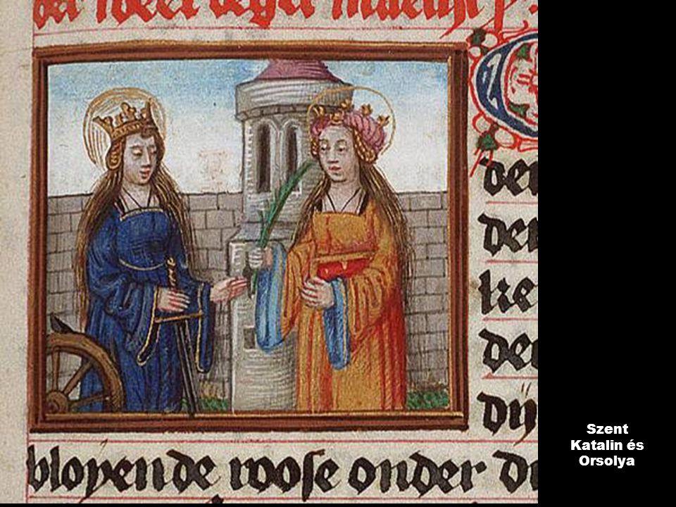 Szent Katalin és Orsolya