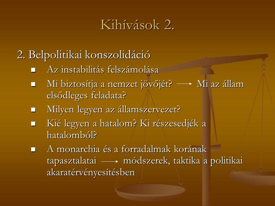 Kihívások 2. 2.