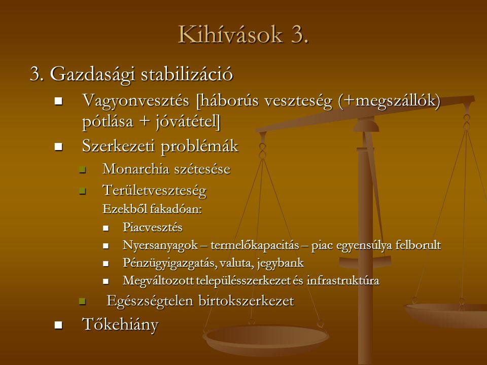 Kihívások 3. 3.