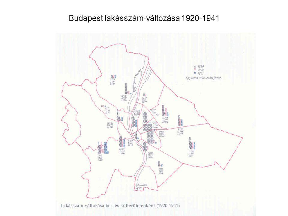 Kőszeghy Gyula: Megyeri kertváros helyszínrajza, Pécs, 1930.