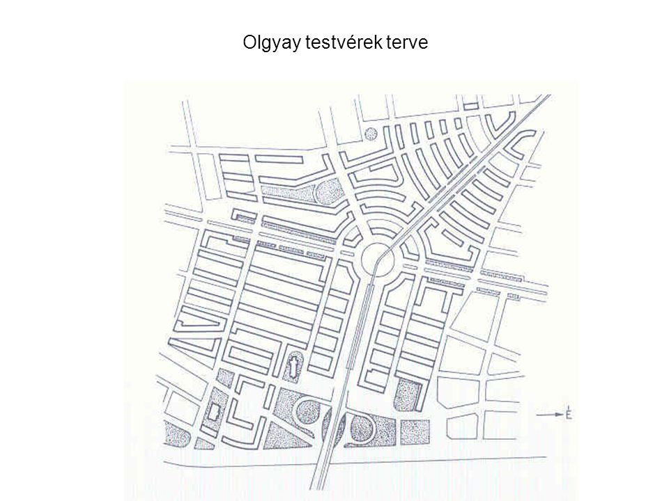 Olgyay testvérek: Bp., Óbuda, Via Antiqua terve