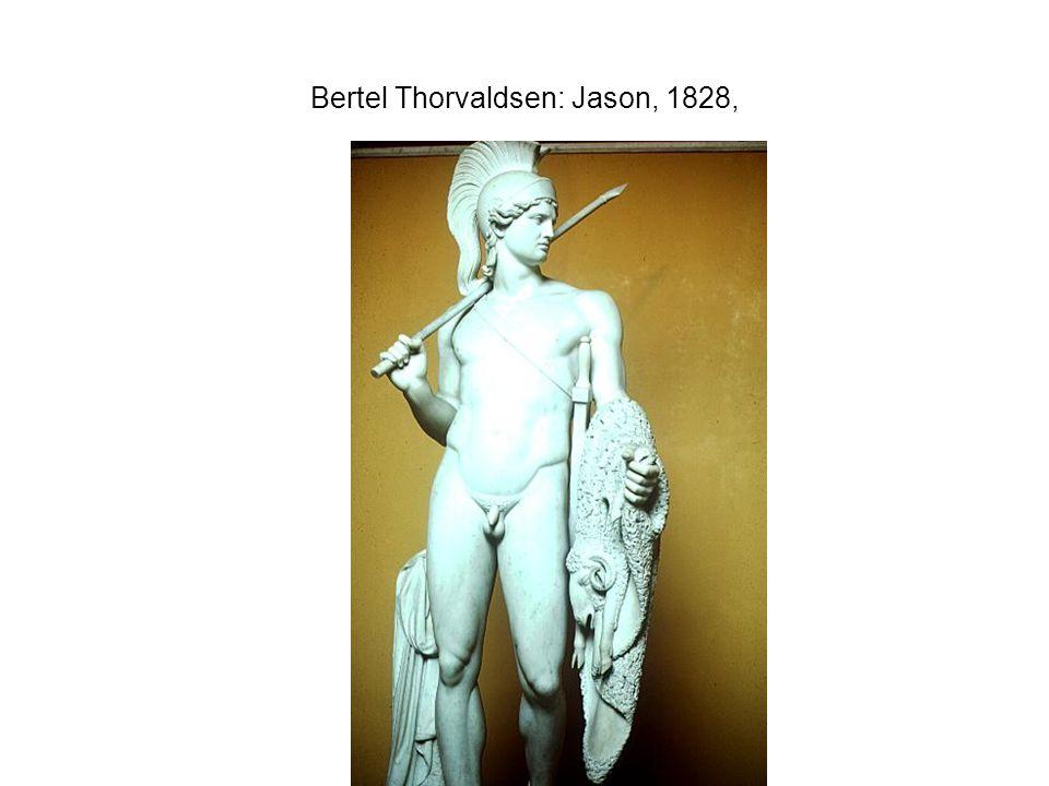 Bertel Thorvaldsen: Jason, 1828,