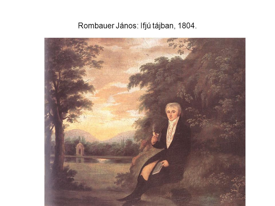 Borsos: Az elégedetlen festő, 1852.