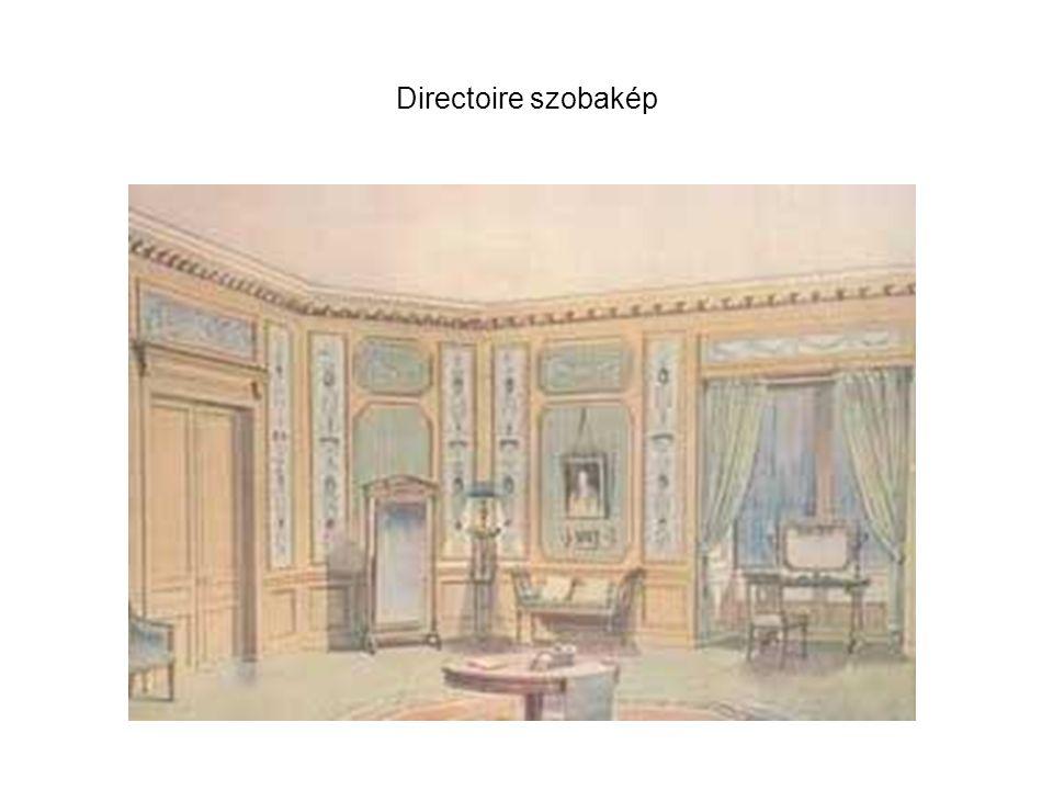 Directoire szobakép