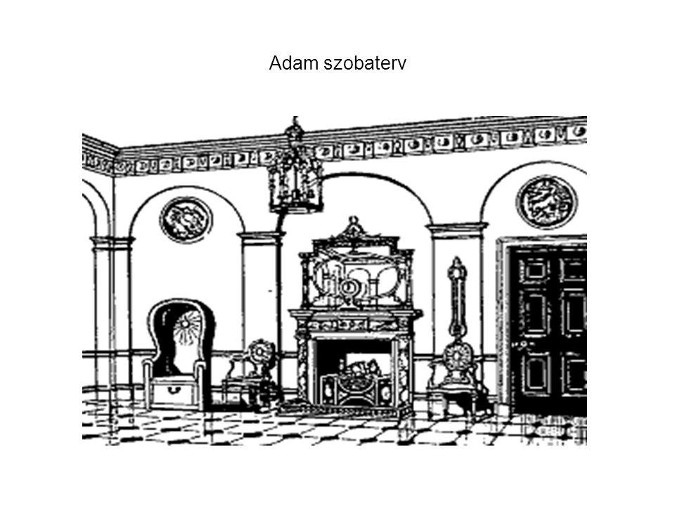 Adam szobaterv