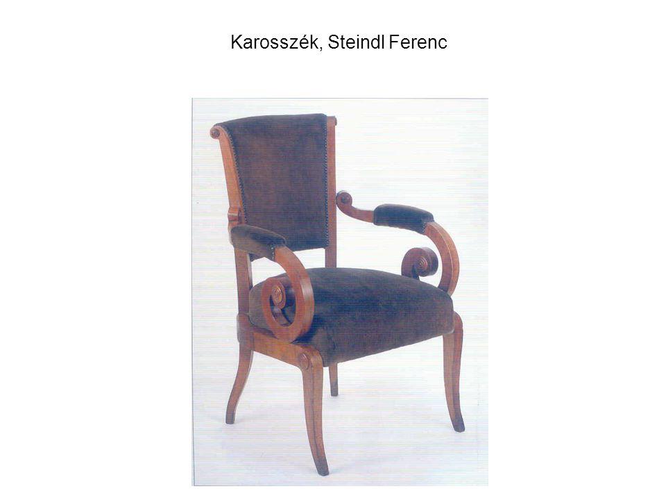 Karosszék, Steindl Ferenc