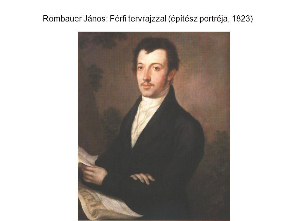 Huber József: Nedeczky-síremlék, 1831-1834. Csór
