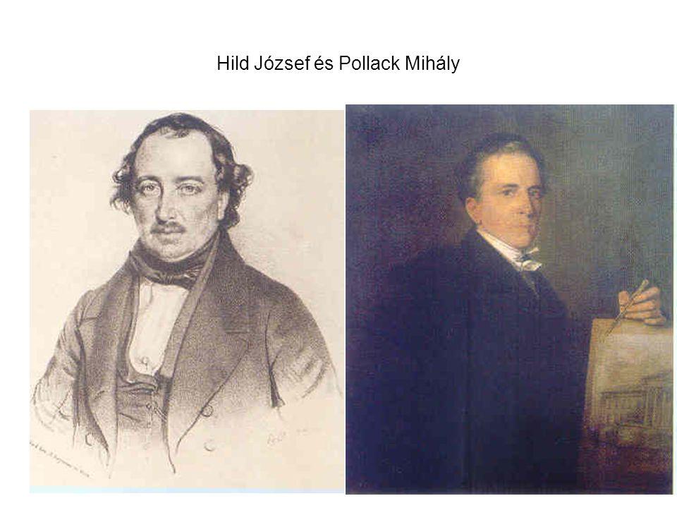 Hild József és Pollack Mihály
