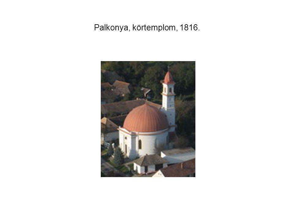 Engel Ferenc: Pannonhalma, főapátság, könyvtár, 1824-26.