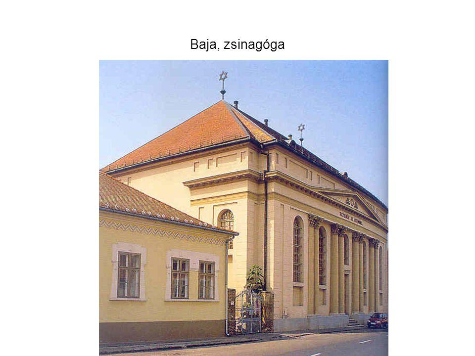 Baja, zsinagóga