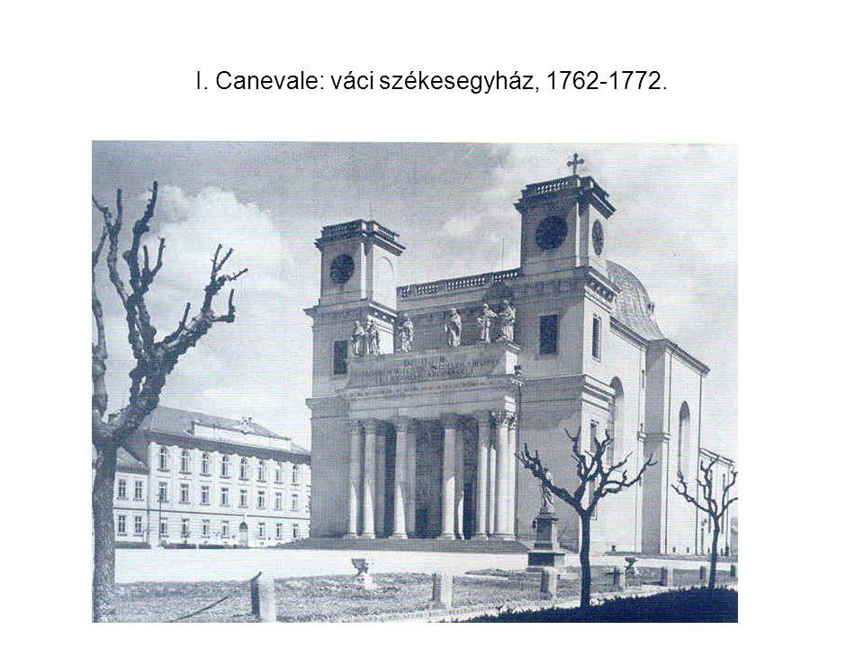 Szatmárnémeti, székesegyház. 1830-37.