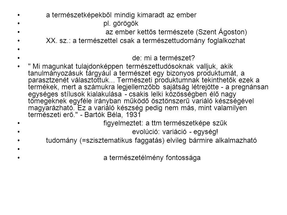 Módszertan A skolasztika módszere A reneszánsz empiria Francis Bacon: Novum organum I.
