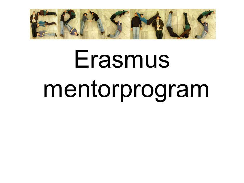 Erasmus mentorprogram