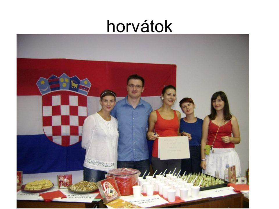 horvátok