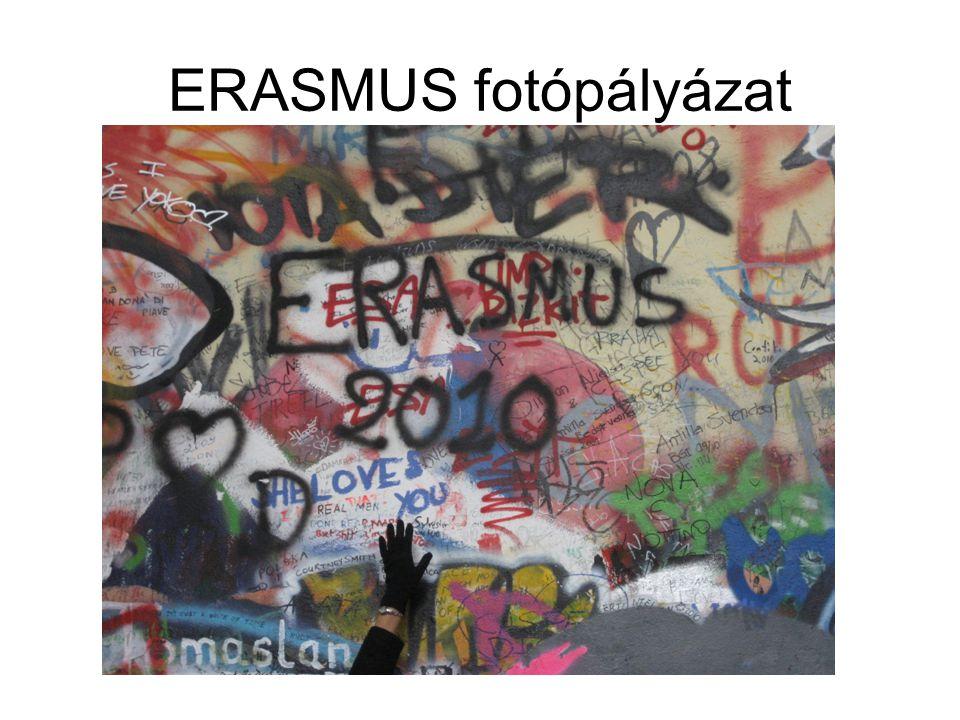 ERASMUS fotópályázat