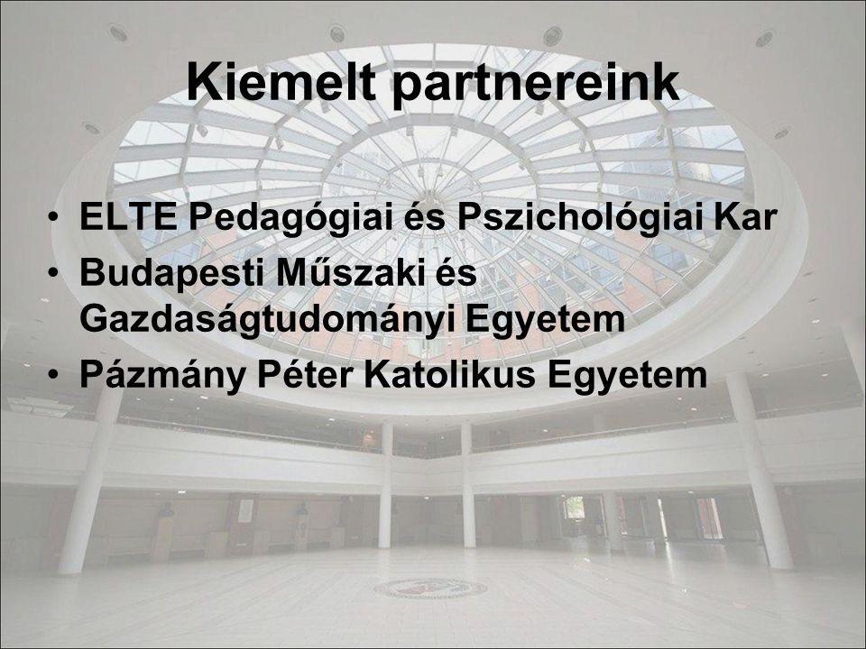 az ELTE pedagógusképző és a képzésben részt vevő további karai: PPK, BGGYK, TÓK, BTK, IK, TTK; az ELTE közoktatási intézményei (Apáczai, Bárczi, Kiss J., GYOSZI, Gyak.