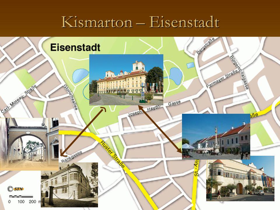 Kismarton – Eisenstadt