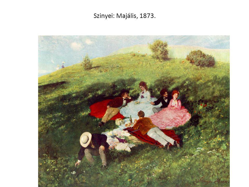 Szinyei: Majális, 1873.