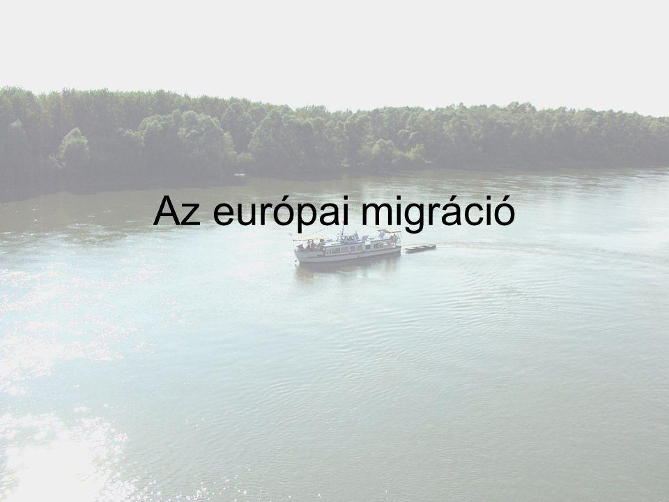 Az európai migráció