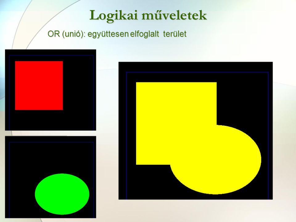 Eredeti bináris kép Bináris kép vázszerkezete