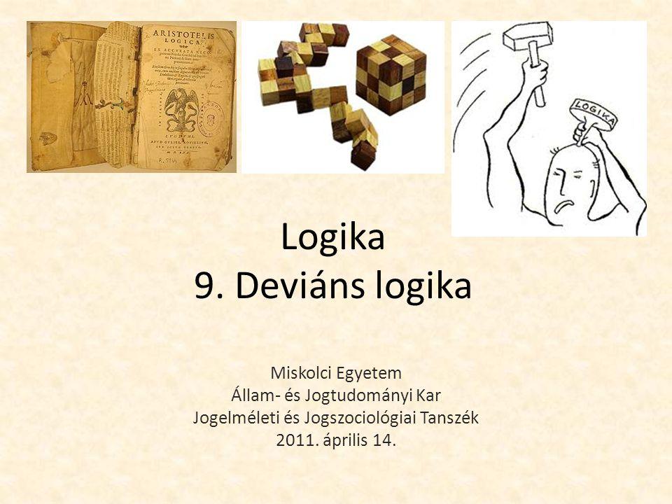Logika 9.