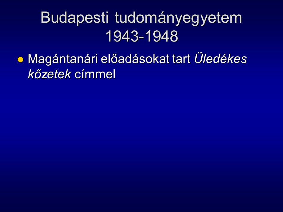Dr. Földvári Aladár és Dr. Boldizsár Tibor professzorok szakmai eszmecseréje