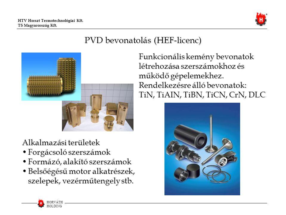 HORVÁTH HOLDING HTV Horszt Termotechnológiai Kft.TS Magyarország Kft.