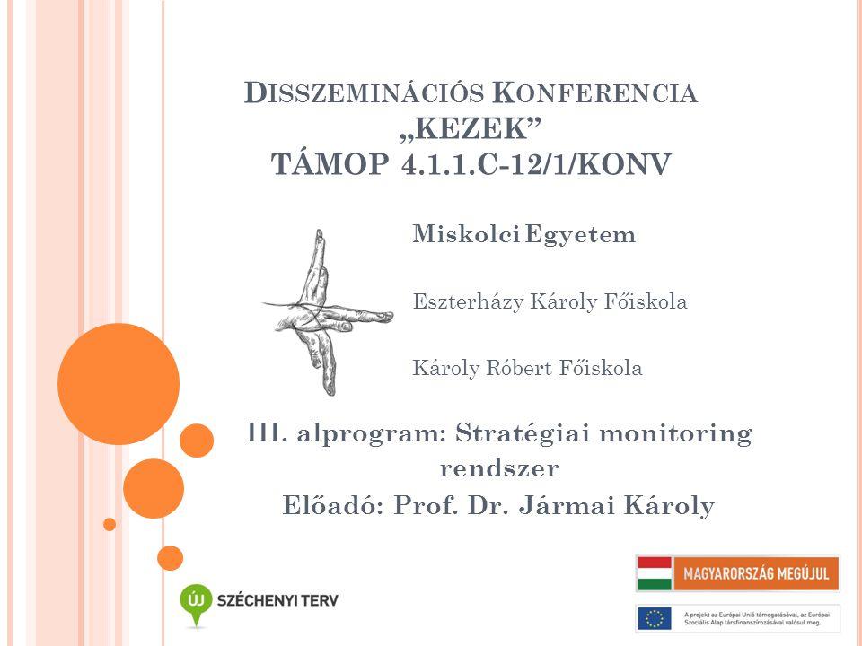 TÁMOP 4.1.1.C-12/1/KONV disszeminációs konferencia 2014.