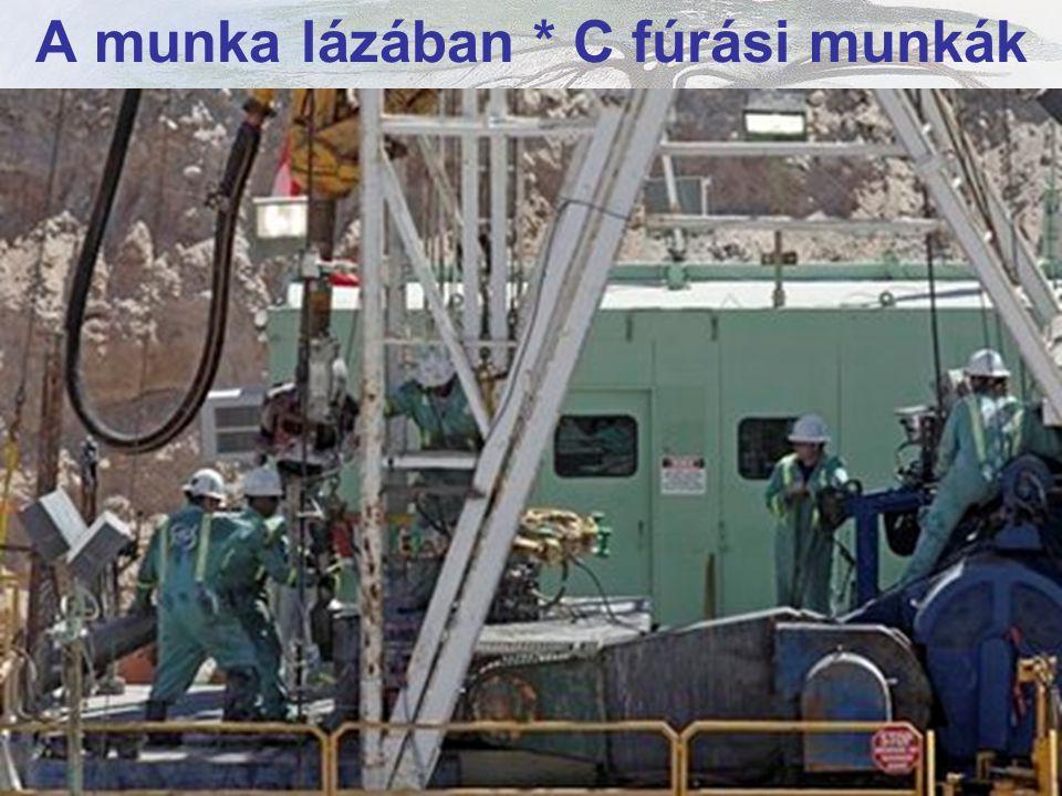 A 421-es fúrógép ellenőrzése 2010 szeptember 28 The Huffington Post