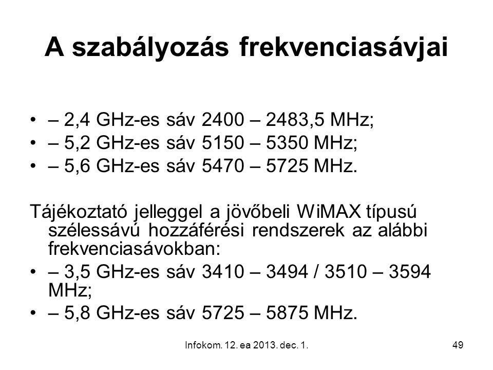 Infokom. 12. ea 2013. dec. 1.50