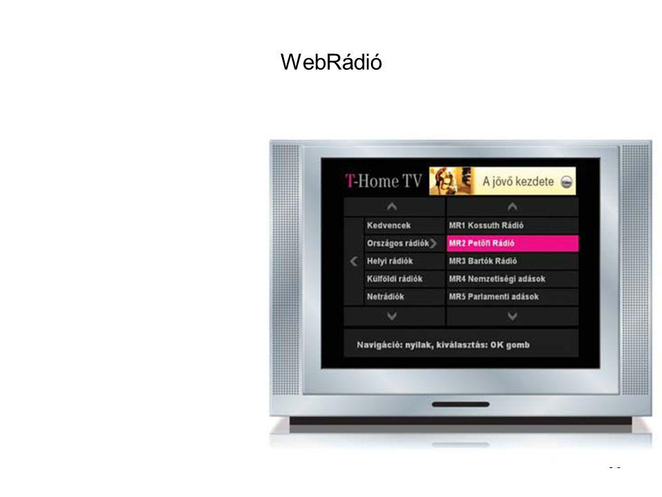 50 WebRádió