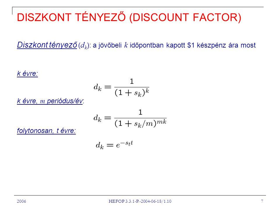 2006 HEFOP 3.3.1-P.-2004-06-18/1.10 28 ÁTLAGIDŐ III.