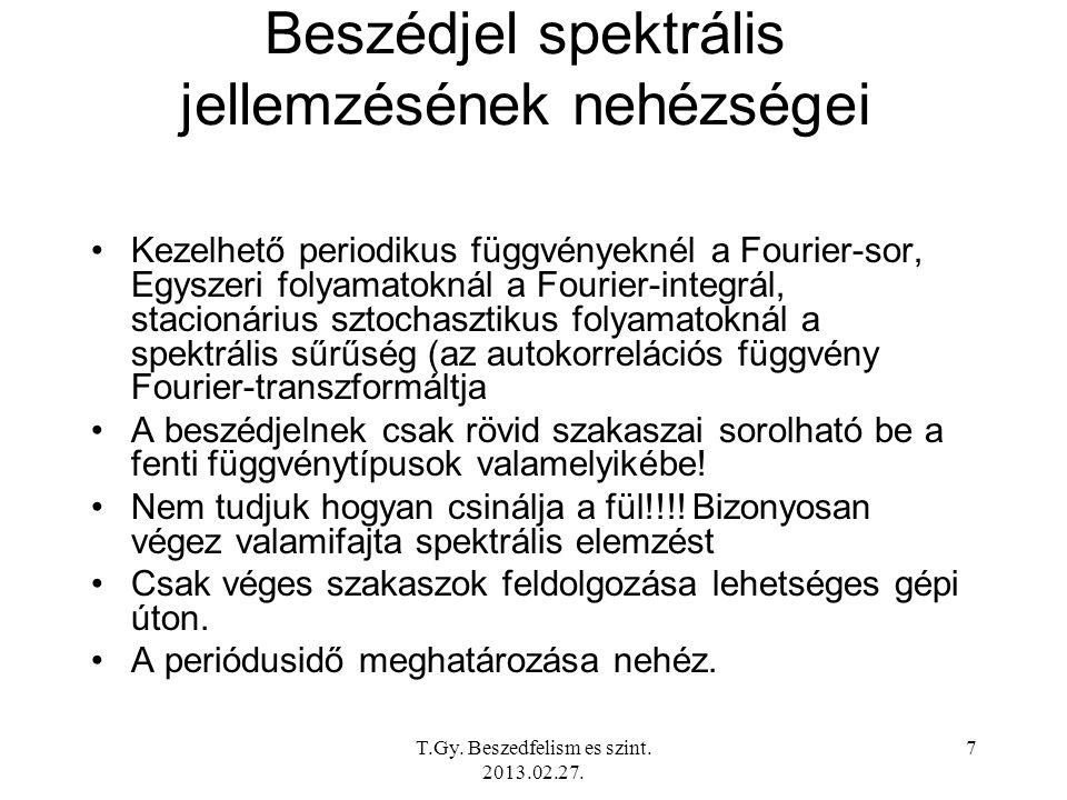 T.Gy. Beszedfelism es szint. 2013.02.27. 28